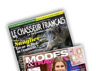 Le chasseur Français, Modes & Travaux...