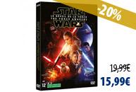 DVD Star Wars - Le réveil de la force